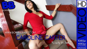 "Caroline Carter ""Lady In Red"""