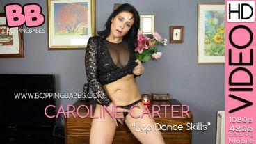 "Caroline Carter ""Lap Dance Skills"""