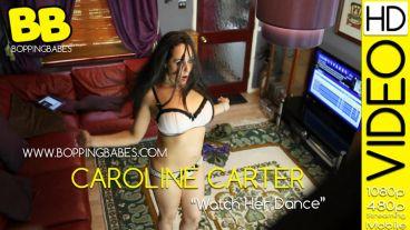 "Caroline Carter ""Watch Her Dance"""