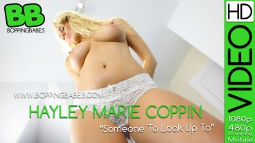 "Hayley Marie Coppin ""Someone To Look Up To"""