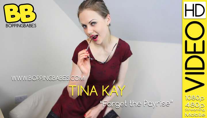 Tina Kay - BoppingBabes.COM