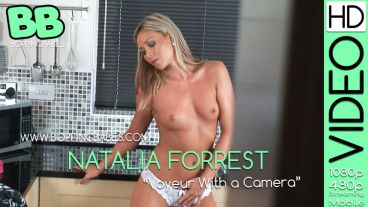 "Natalia Forrest ""Voyeur With A Camera"""