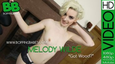 "Melody Wilde ""Got Wood"""