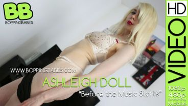 "Ashleigh Doll  ""Before The Music Starts"""