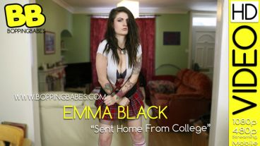 """Emma Black """"Sent Home From College"""""""