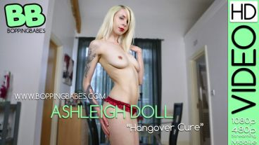 "Ashleigh Doll  ""Hangover Cure"""