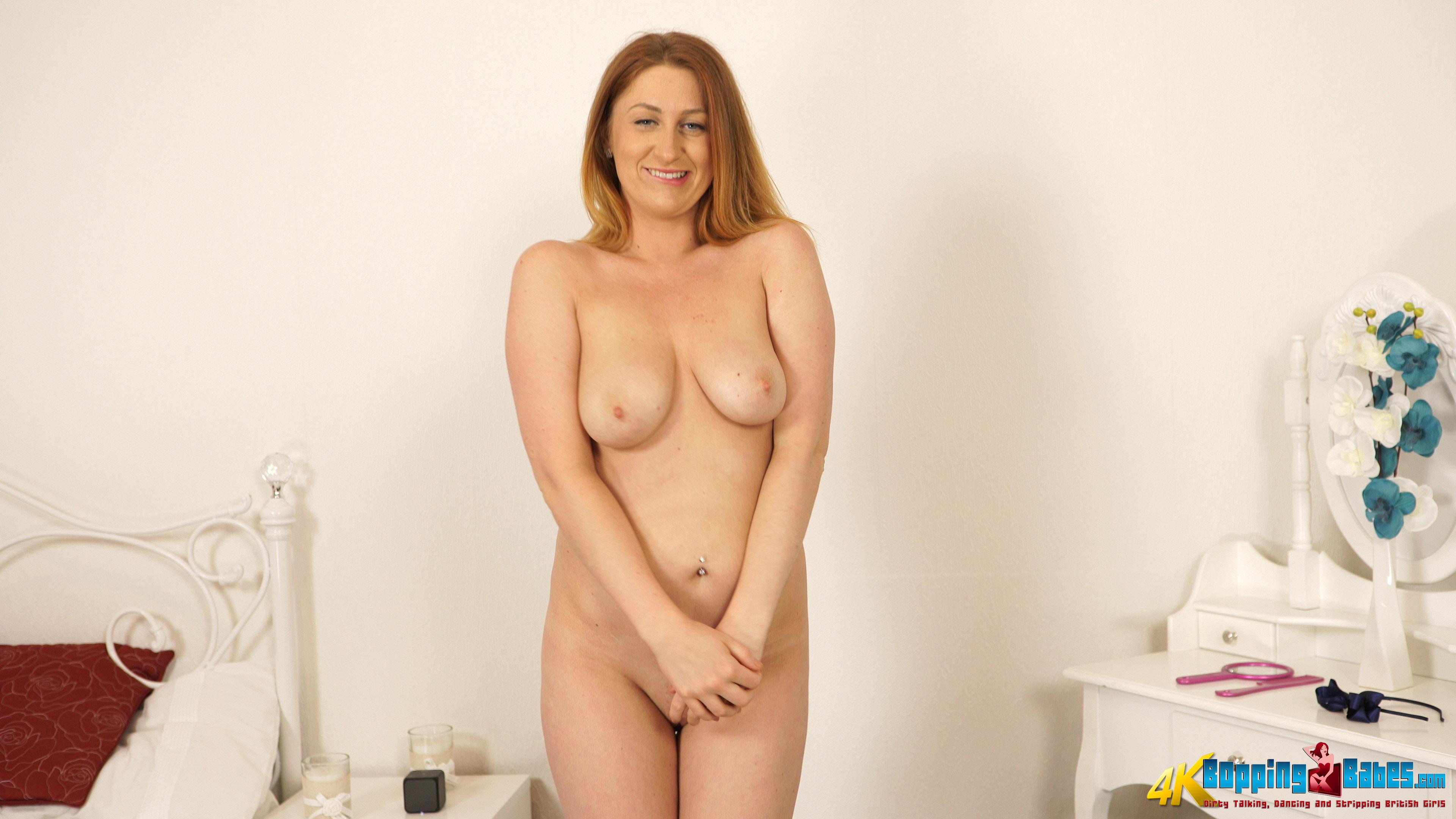Dirty talking british slut fucked in car showroom 6